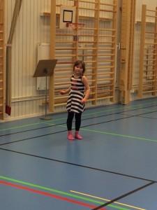 Ilsa dansade!